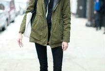 great jacket / keep warm, don't sacrifice style