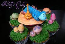 AmazaCakes / Creative, impressive, almost-too-amazing-to-eat cake designs!