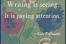 Writing / My favorite thing