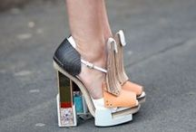 Shoe crush / to walk the world  / by Andreea Abel
