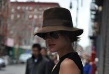 hat love / my favorite hat styles for women