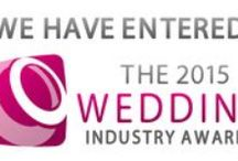 The Wedding Industry Awards #TWIA 2015 / 2016 / 2017 / Best Events Team Category: 2015 - London and South East England -Winner 2016 - London and South East England -Highly Commended 2017 - TBC