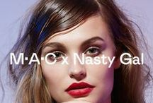 M∙A∙C x Nasty Gal / Show us your color inspo for a chance to score a head-to-toe holiday look: the full M∙A∙C x Nasty Gal collab & $1000 Nasty Gal shopping spree! Get the deets: http://bit.ly/1Bfuouh