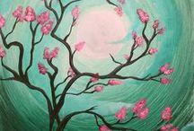 ღ.¸¸.✿❤Verde y rosa - Green and pink / by Elisabeth  ღ.¸¸.✿❤