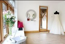 Rivervale Beauty - Wedding Suppliers / Our on site beauty treatment and prep room.