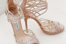 Wedding Shoes / High, low, wedge, flats and trainers. Whatever your style we have something for you.