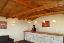 Altos del Centro / City lodge, pictures from the bungalows