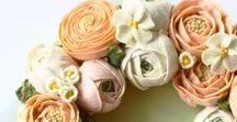 Buttercream Flowers & Pretty Cakes