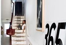 hallway and entrance love / by leah *sangthebird
