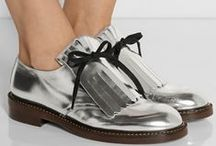 Oh My God Shoes / Women's Shoes / by Meghan LaMountain