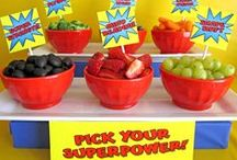B-day party ideas / by Beth Rhodes