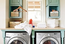 laundry ♥ / by Sharon K