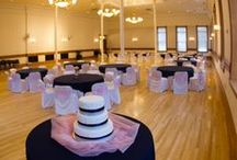 Provo Library Ballroom / Rent the ballroom or other conference rooms for weddings, reunions, work parties, and other events. http://www.provolibrary.com/events-scheduling-and-room-rentals / by Provo City Library