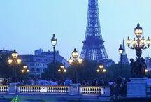 Paris and other dreamy places / by Paris- Confidential