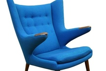 Seating / Chairs. Sofas. Stools. Recliners. I love them all... and especially if they're mid-century pieces.