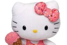 Hello Kitty / I'm just a bit fond of Hello Kitty :-) / by Abby Garcia