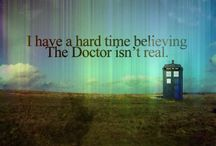 The Doctor / by Brenna Greely