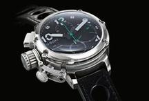 Watches & Clocks / by Peter Lewandowski