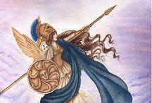 Greek Gods/Myth / by Brenna Greely