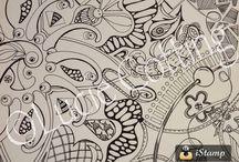 DESSINS & DOODLES / by Loutchie