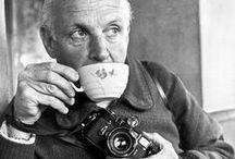 ZWaRTWiT : Henri Cartier-Bresson / by Driessens Mieke