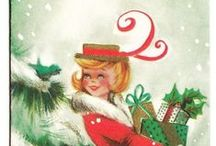 Vintage Holiday / by Leslie Venable