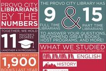 Provo City Library By the Numbers