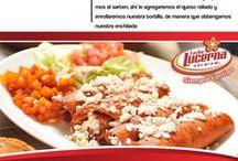 Recetas Lucerna / Recetas de Comida