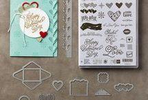 Stampin' Up! Stamps/Bundles