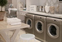 baths and laundry / by Love Stitched