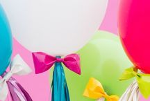 Balloons ;) / by Lisa Woodworth