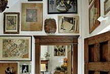 Hanging arrangments