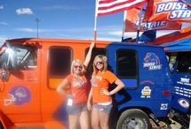 Bronco Fans & Tailgating
