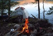 Camping & Summer outings / All about the Great Outdoors / by Margaret Chandler-Steinberg