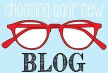 Blog Facelift Ideas / by Melanie Collette