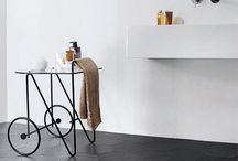 Bathroom / Need some bathroom design ideas? The bathroom might be the smallest room in the house, but it's also one of the easiest to update. This is my inspiration.
