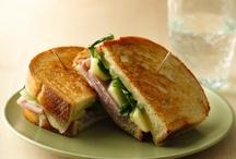 Sandwichs  / by Barbara Norgaard