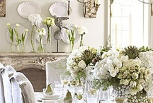 Divine Dining Rooms / by Monica Whaley