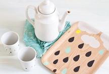 Tea Time / by Heather Wyatt