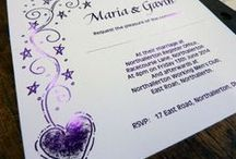 PurpleThemed  Weddings