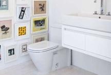 Lovely Bathroom Inspiration / by Heather Wyatt