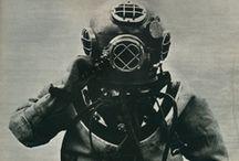 Deep Sea Diving - Scaphander - Escafandra