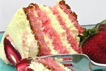 Cakes - Layer, Sheet, & Loaf Cakes