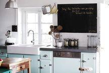 1930s farmhouse kitchen inspiration / by Abelle photographie