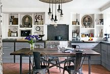 Industrial Chic / by Monica Whaley