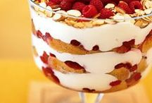 Trifles, Mousses, & Pudding Type Desserts