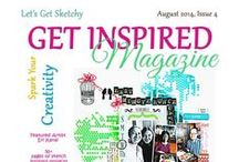Lets Get Inspired Magazine