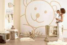 Lovely nurseries / Cute and sweet decorating ideas for a nursery room