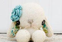 Crochet amigurumi / by Judy Wong