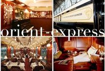 Ahhh, The Orient Express